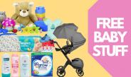 43 Ways to Get Free Baby Stuff Online and Offline