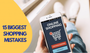 15 Biggest Online Shopping Mistakes & How to Avoid Them