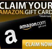 5 Ways to Get Free Amazon Gift Cards & Amazon Gift Code?