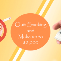 How to Get Paid to Quit Smoking & Make up to $2,000 in 2019