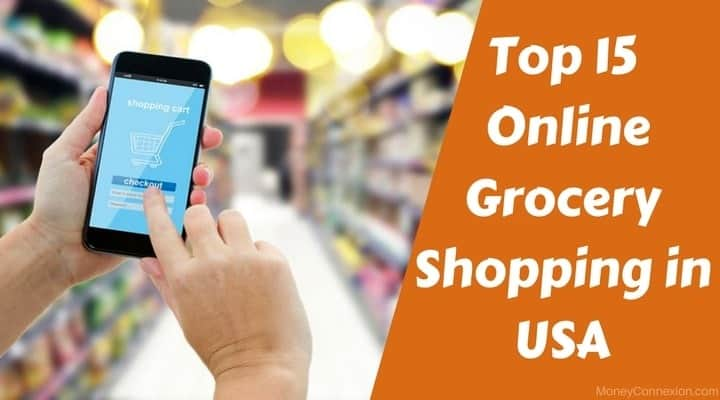 Top 15 Online Grocery Shopping Stores in USA