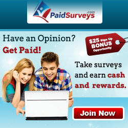 paid survey